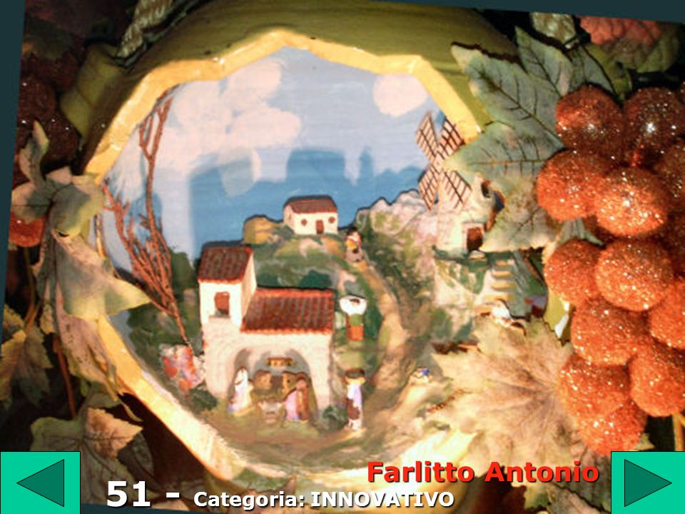 51 Farlitto Antonio 51 - Categoria: INNOVATIVO