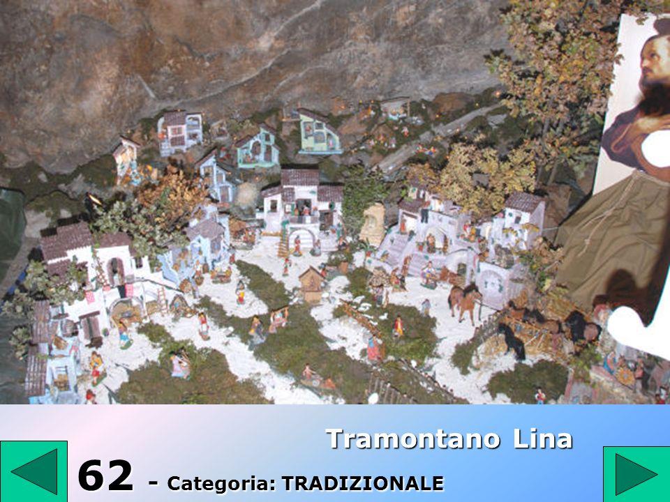 62 - Categoria: TRADIZIONALE