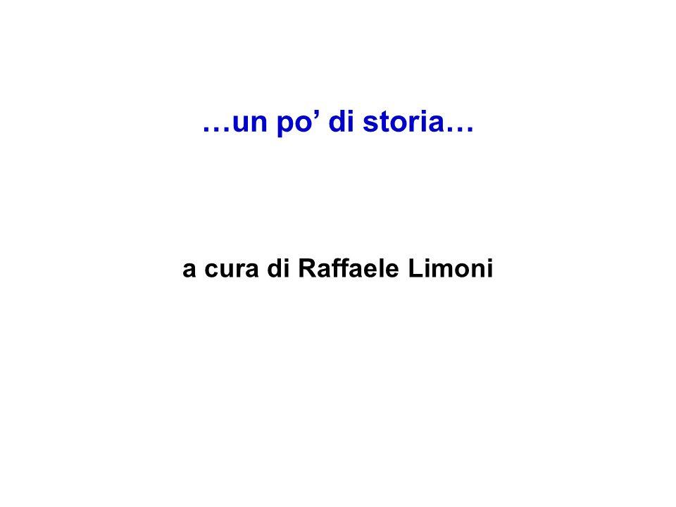 a cura di Raffaele Limoni