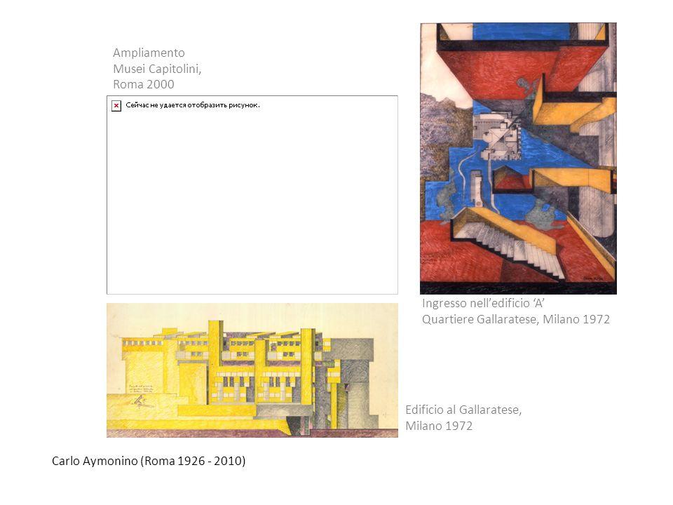 Ampliamento Musei Capitolini,