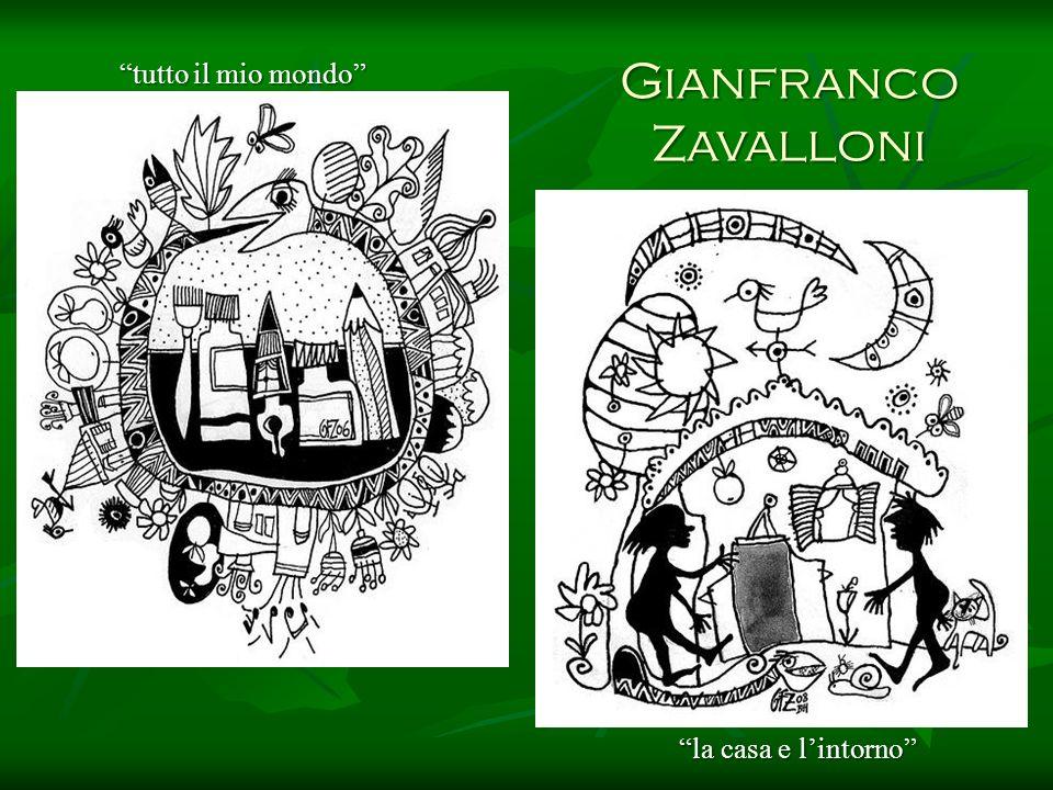 Gianfranco Zavalloni tutto il mio mondo la casa e l'intorno