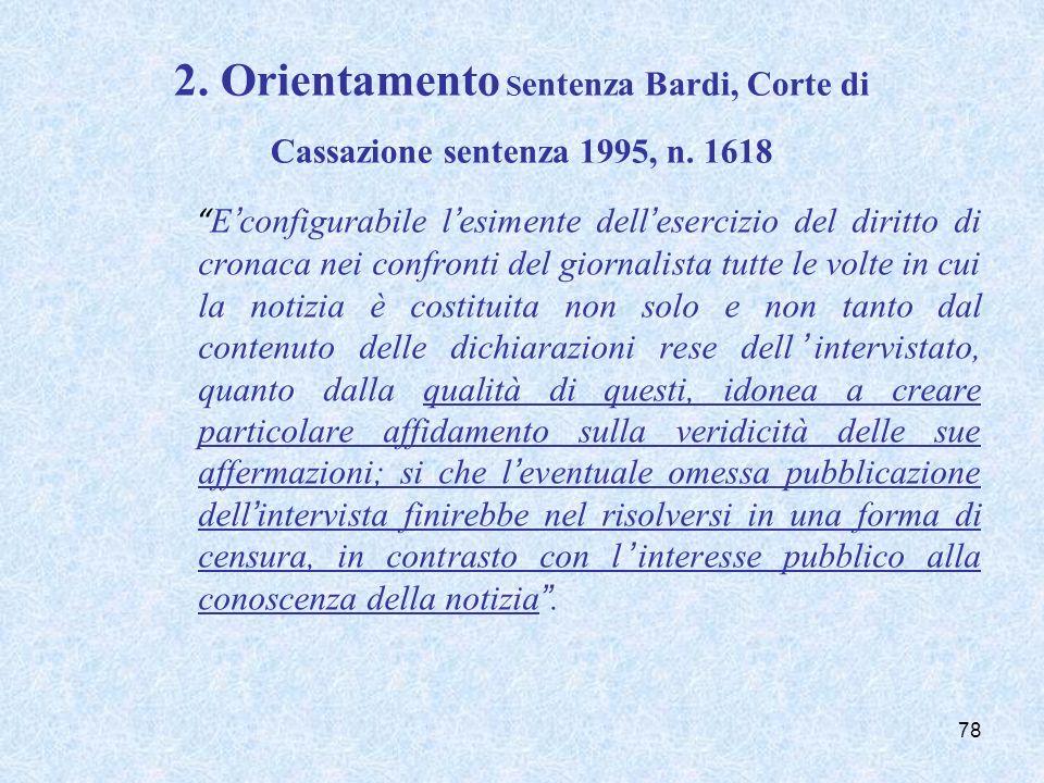 (Cass. Sez. V 1999) Sentenza Simeone