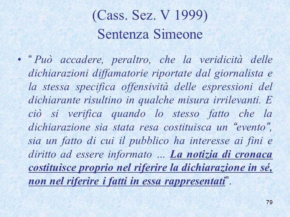 (Cass. 2144/2000) sentenza Scalfari