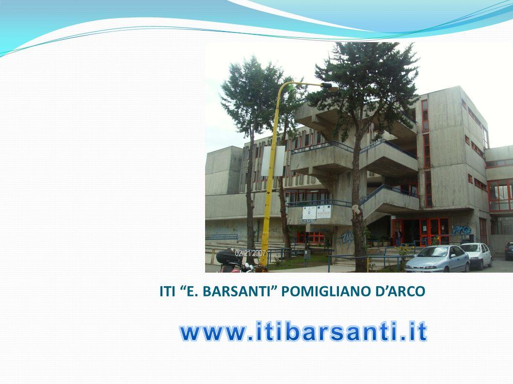 ITI E. BARSANTI POMIGLIANO D'ARCO