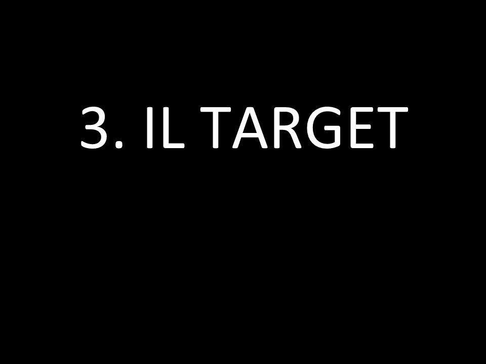 3. IL TARGET