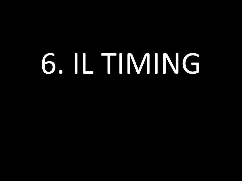 6. IL TIMING