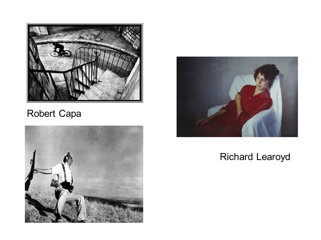 Robert Capa Richard Learoyd 54