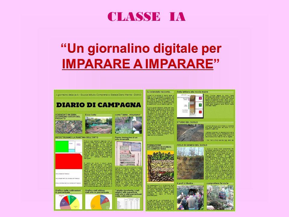 Un giornalino digitale per