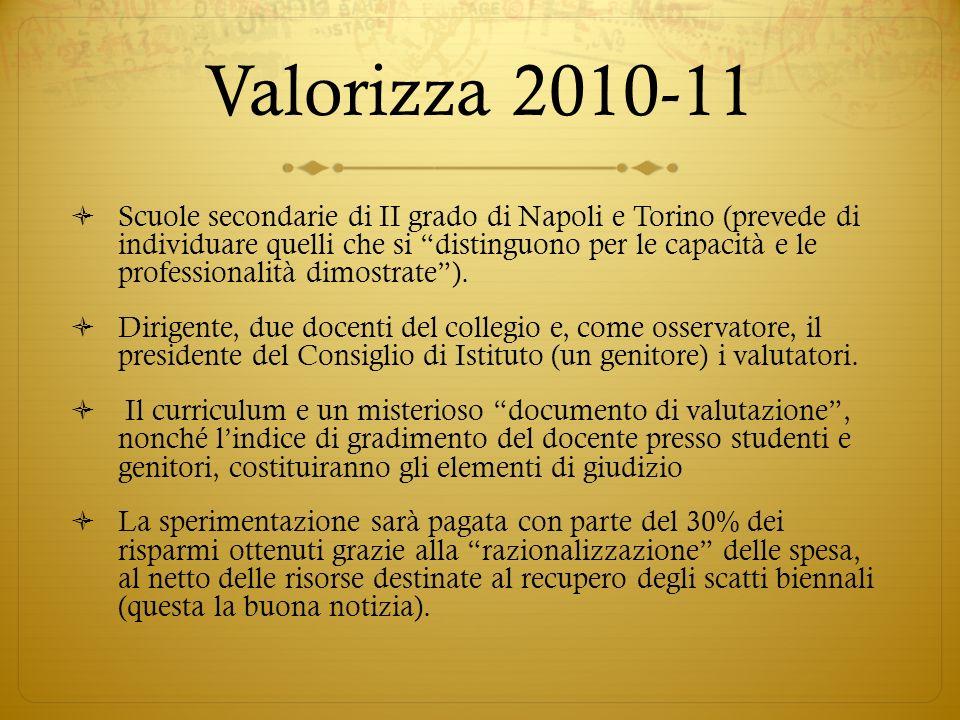 Valorizza 2010-11