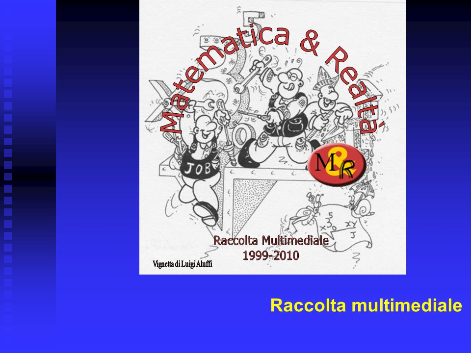 Raccolta multimediale
