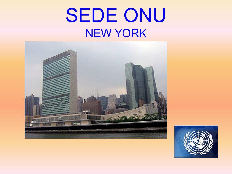 SEDE ONU NEW YORK