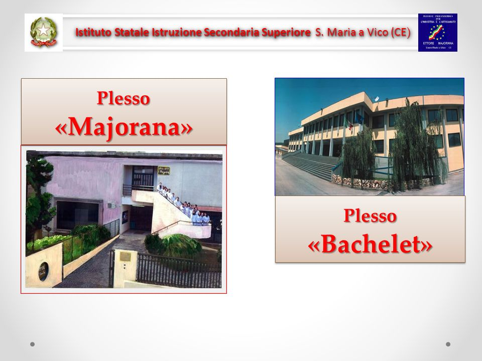 Istituto Statale Istruzione Secondaria Superiore S. Maria a Vico (CE)