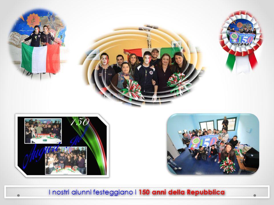 I nostri alunni festeggiano i 150 anni della Repubblica