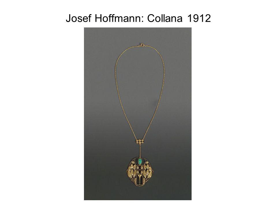 Josef Hoffmann: Collana 1912