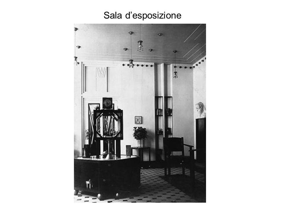 Sala d'esposizione