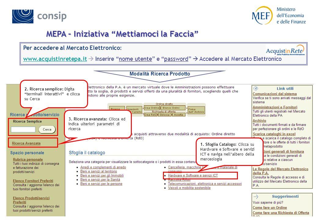 MEPA – Iniziativa Mettiamoci la Faccia