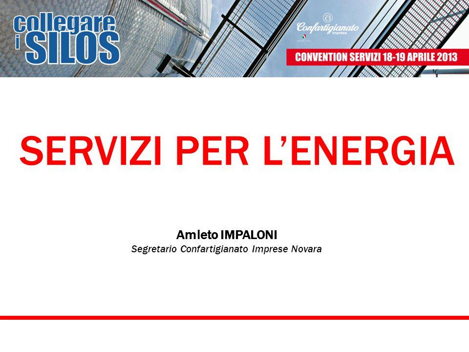 Segretario Confartigianato Imprese Novara