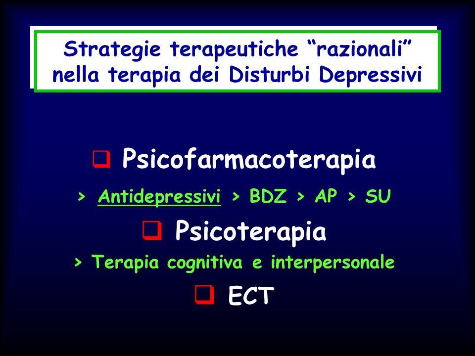 Psicoterapia ECT Psicofarmacoterapia