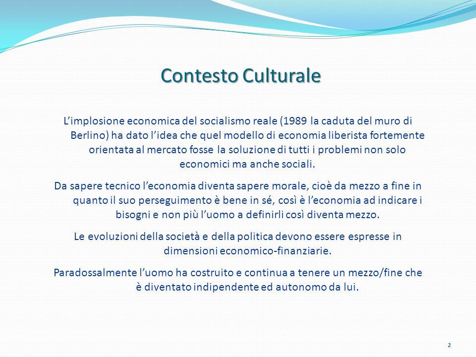 Contesto Culturale