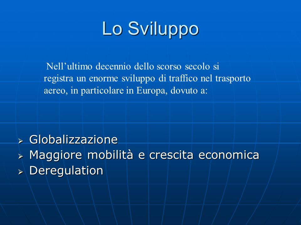 Lo Sviluppo Globalizzazione Maggiore mobilità e crescita economica