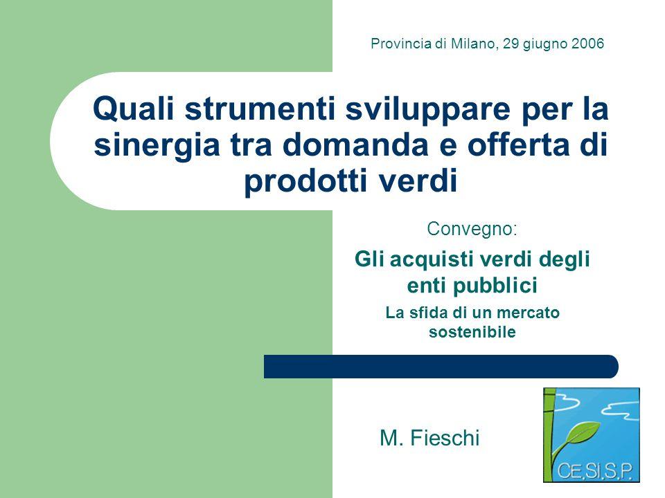 Provincia di Milano, 29 giugno 2006