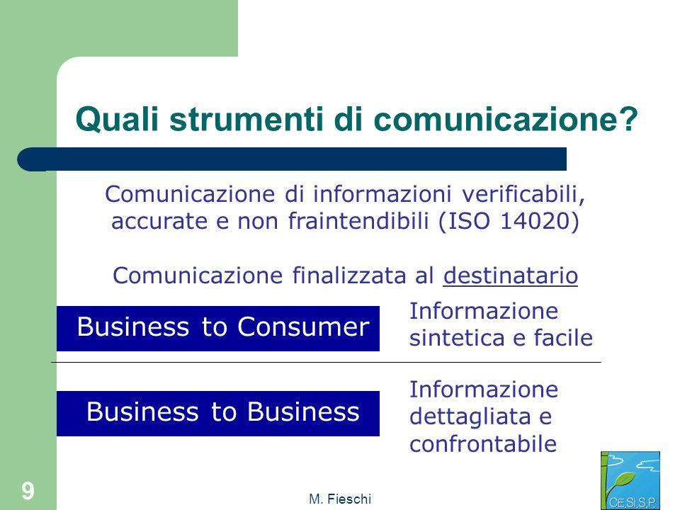 Quali strumenti di comunicazione