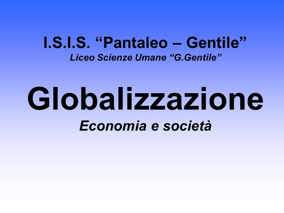 I.S.I.S. Pantaleo – Gentile Liceo Scienze Umane G.Gentile