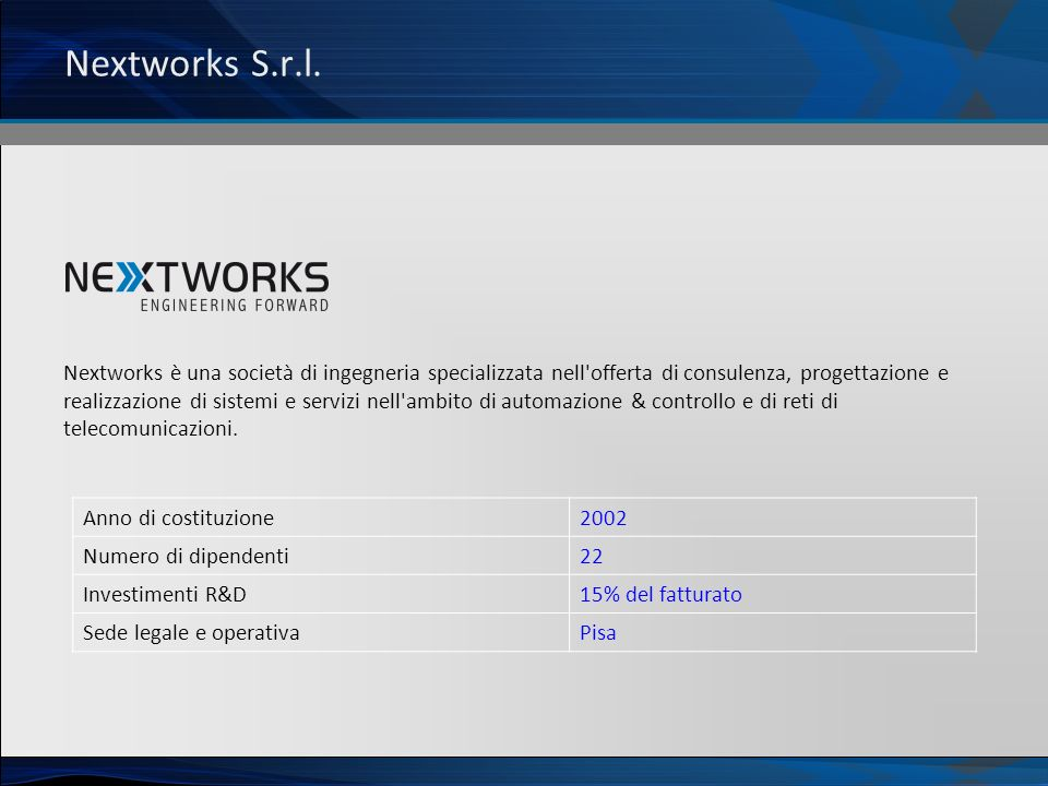 Nextworks S.r.l.
