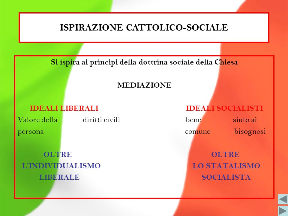 Cattolicesimo sociale