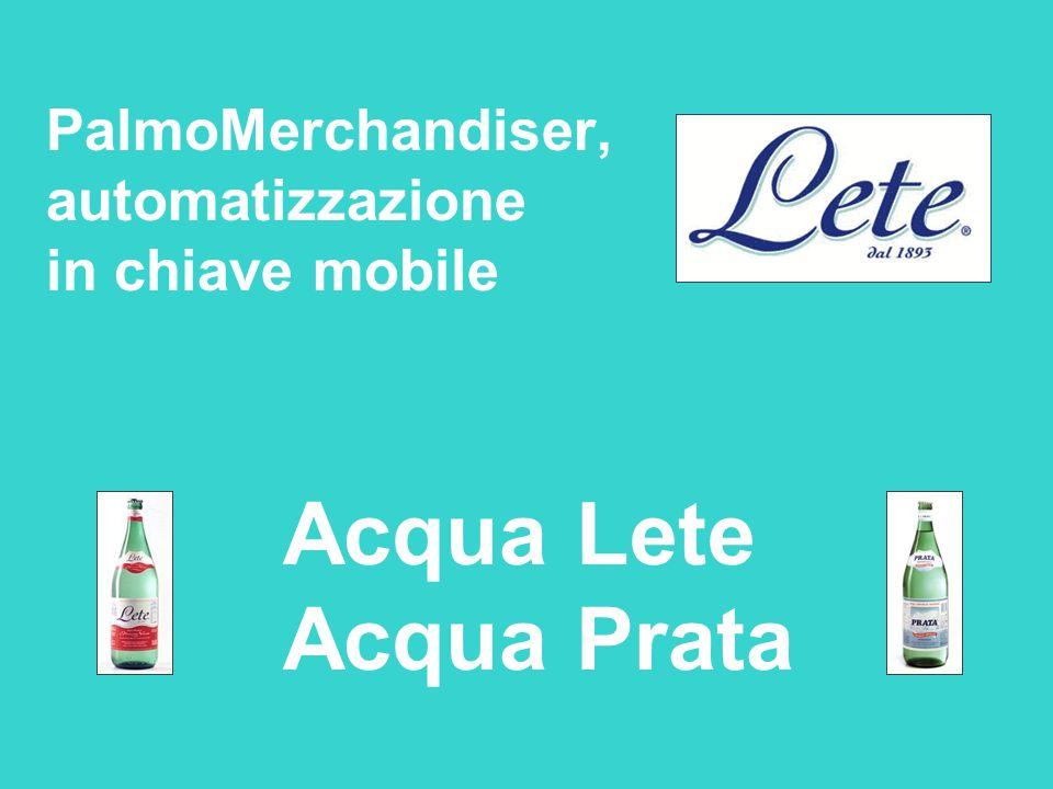 PalmoMerchandiser, automatizzazione in chiave mobile