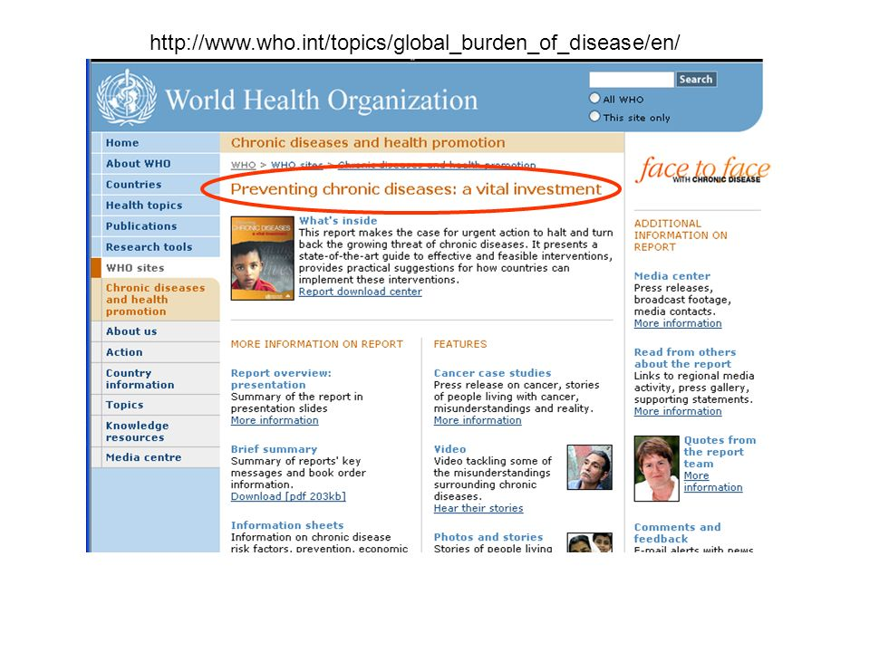 http://www.who.int/topics/global_burden_of_disease/en/