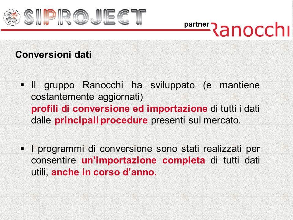 Il gruppo Ranocchi ha sviluppato (e mantiene costantemente aggiornati)