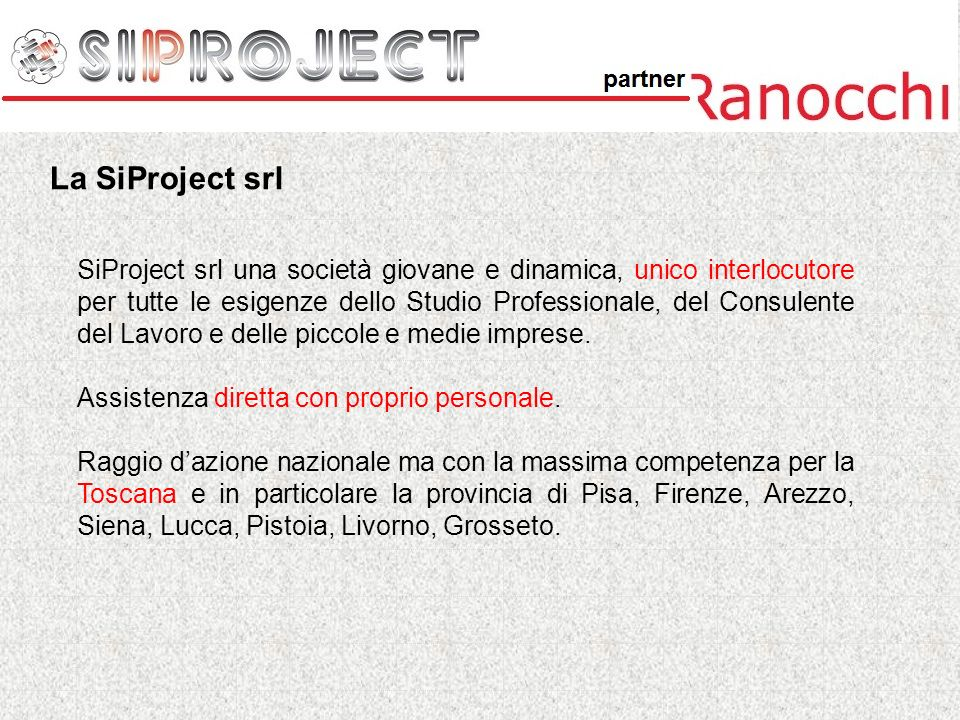 La SiProject srl