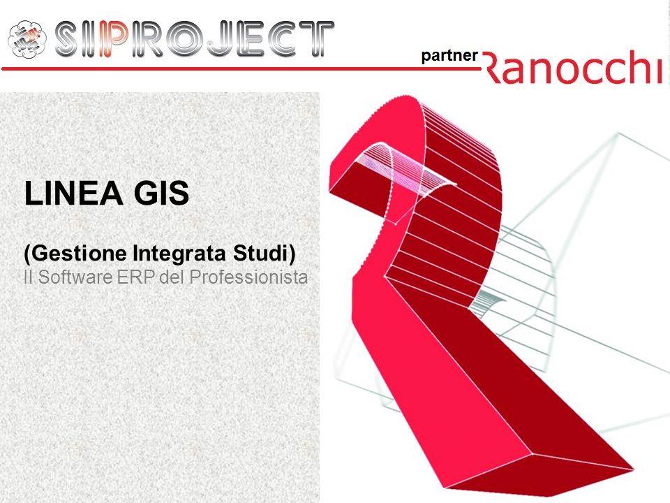 LINEA GIS (Gestione Integrata Studi) Il Software ERP del Professionista