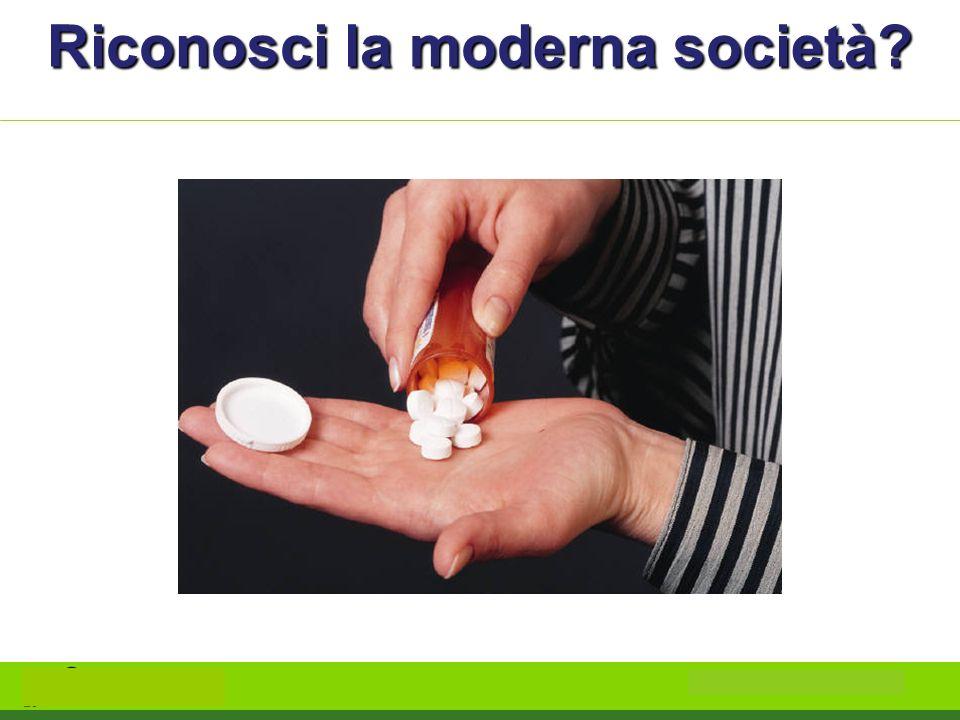Riconosci la moderna società