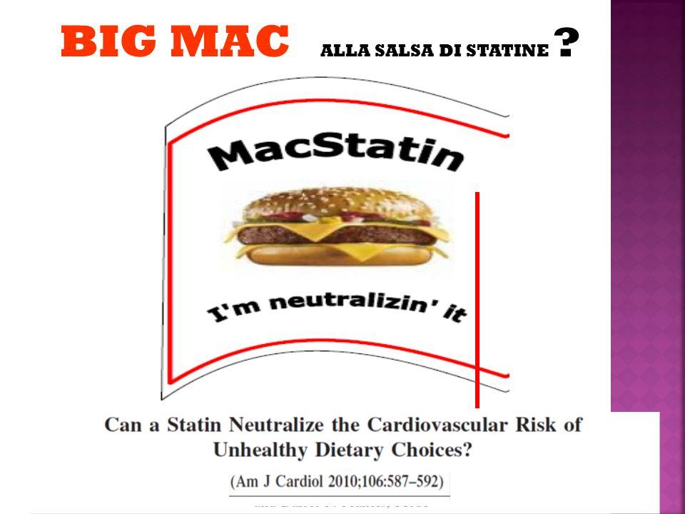 BIG MAC ALLA SALSA DI STATINE