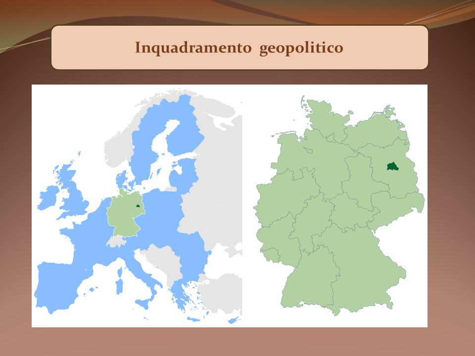 Inquadramento geopolitico