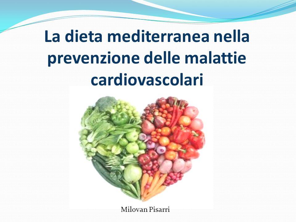 La dieta mediterranea nella prevenzione delle malattie cardiovascolari