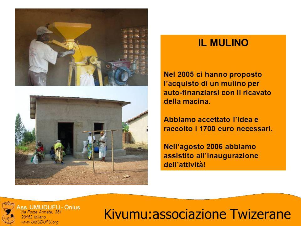 Kivumu:associazione Twizerane