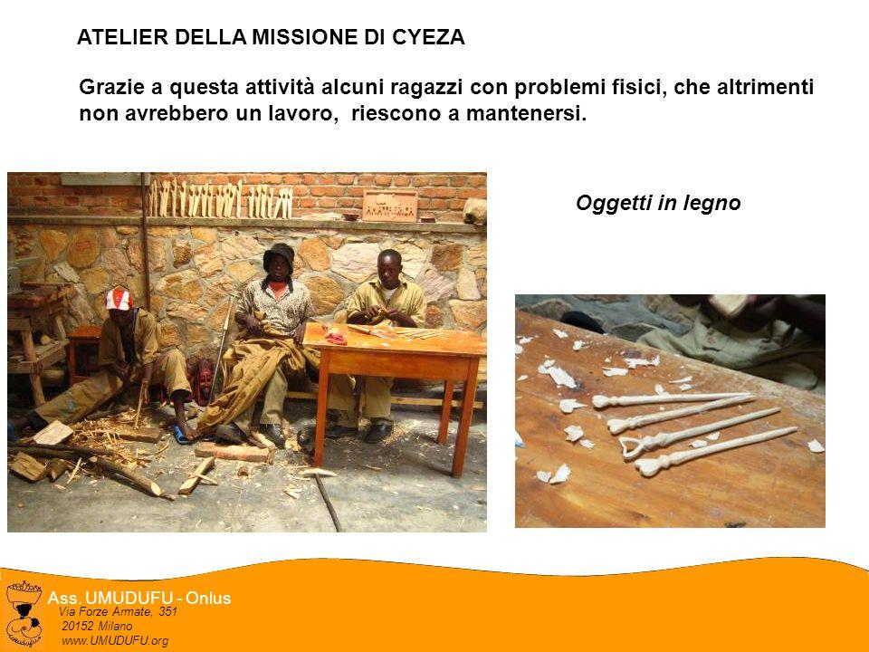 ATELIER DELLA MISSIONE DI CYEZA
