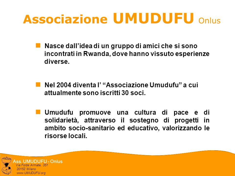Associazione UMUDUFU Onlus