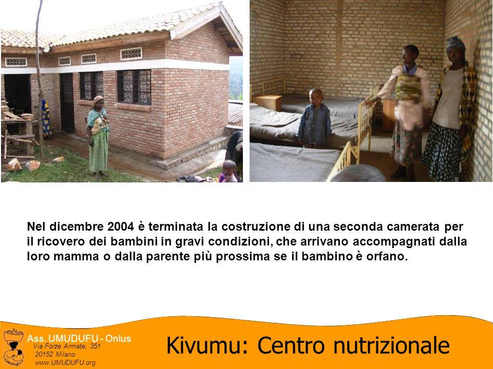 Kivumu: Centro nutrizionale