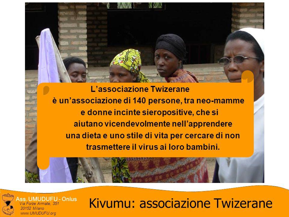 Kivumu: associazione Twizerane