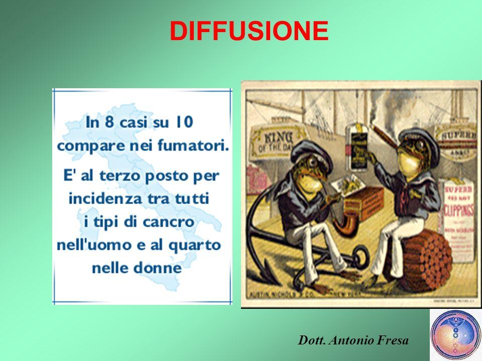 DIFFUSIONE Dott. Antonio Fresa