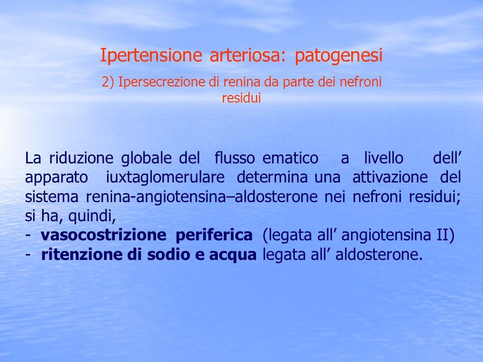 Ipertensione arteriosa: patogenesi