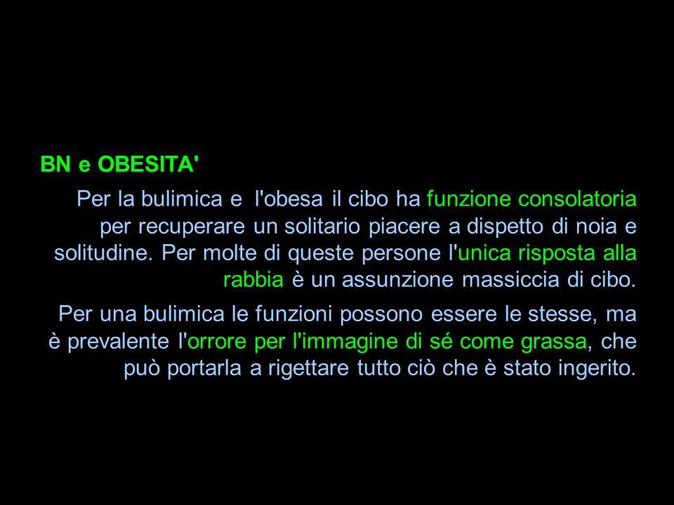 BN e OBESITA