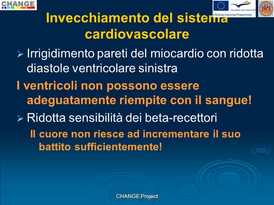 Invecchiamento del sistema cardiovascolare