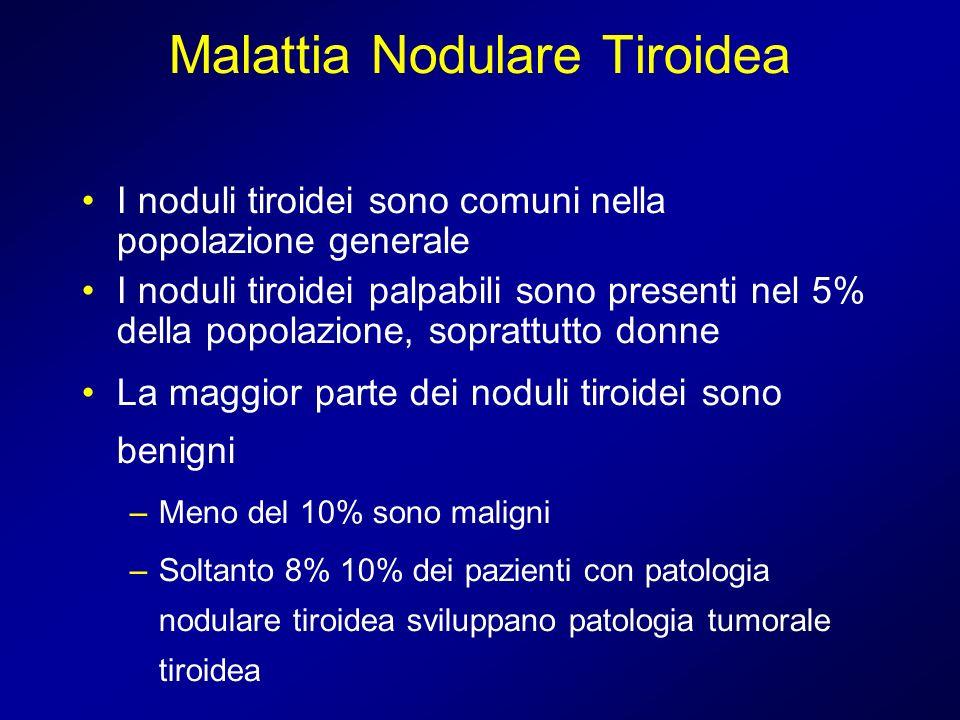 Malattia Nodulare Tiroidea