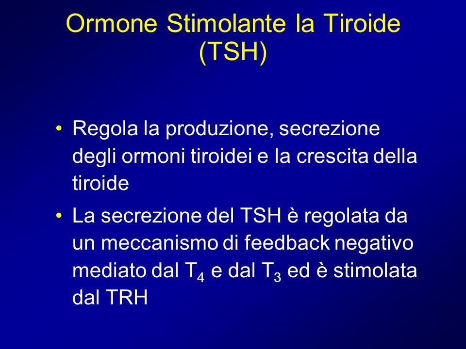 Ormone Stimolante la Tiroide (TSH)