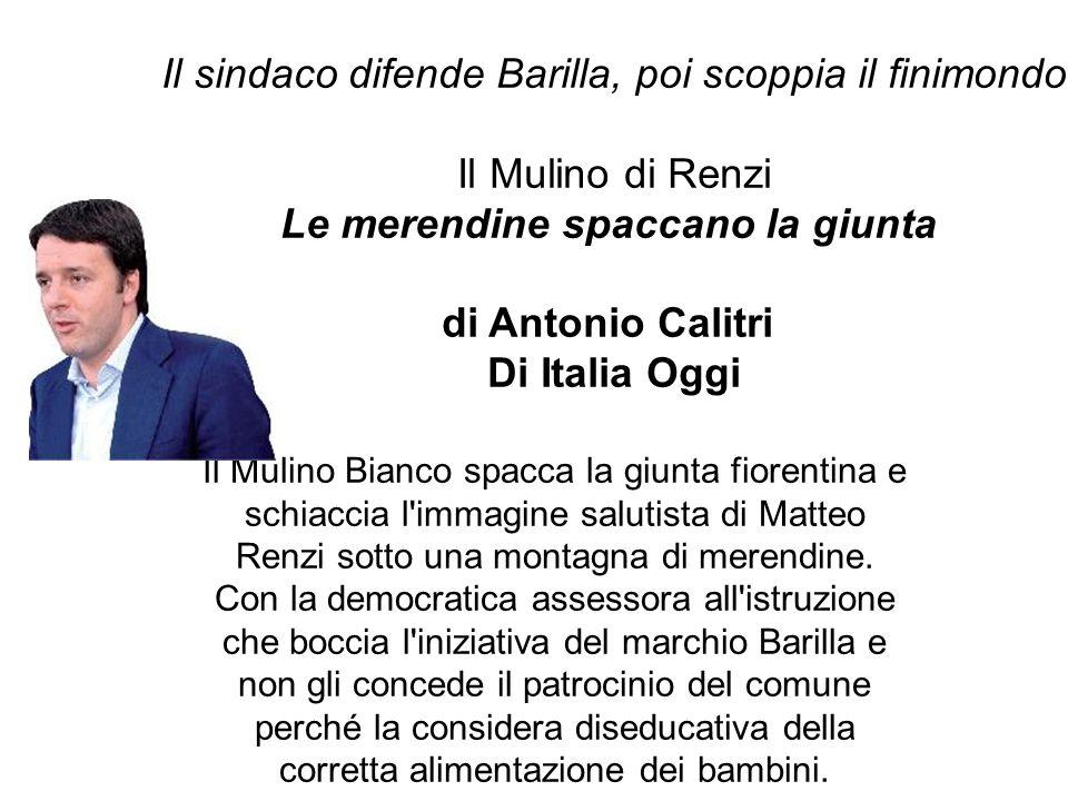 di Antonio Calitri Di Italia Oggi